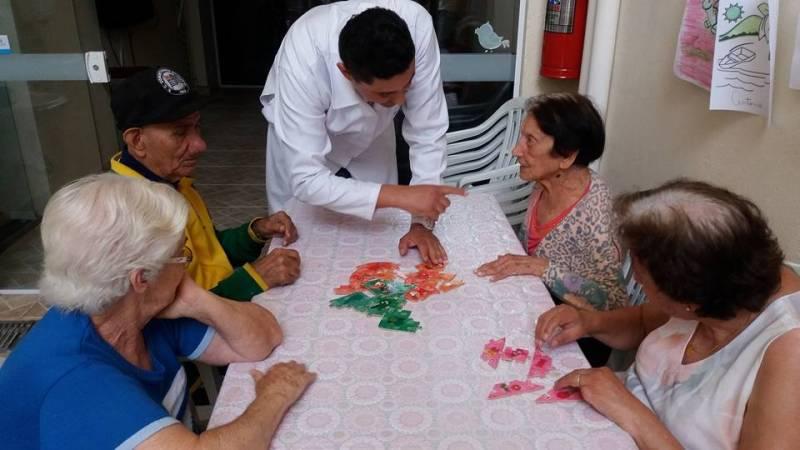 Casas para Idosos Parque São Lucas - Casa de Repouso para Idosos com Alzheimer