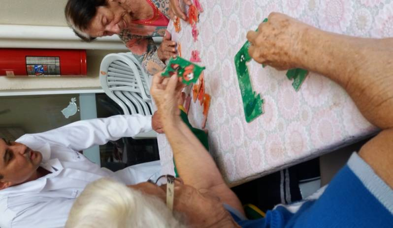 Clínica de Repouso com Cuidados Especiais Parque do Carmo - Clínica de Repouso para Idoso com Alzheimer