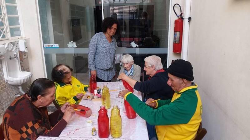 Creche para Idosos com Atividades Cognitivas em Sp Parque São Lucas - Casa de Repouso e Creche para Idosos