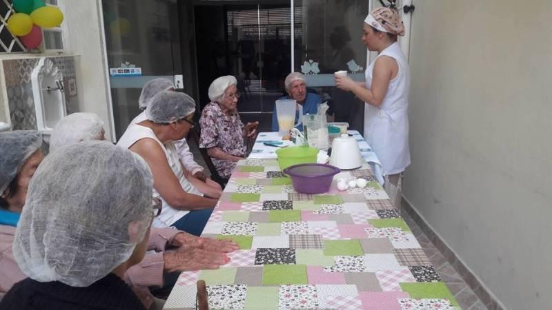 Creche para Idosos em Sp em São Caetano do Sul - Casa de Repouso e Creche para Idosos