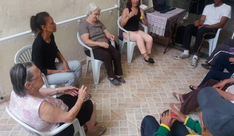 Lar Geriátrico em Embu das Artes - Lar de Idoso