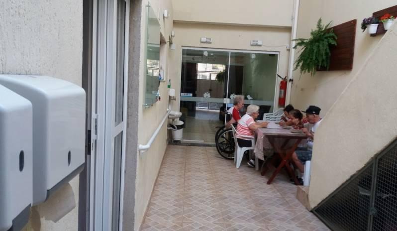 Lar para Idosos em Sp na Vila Prudente - Home Care para Idoso