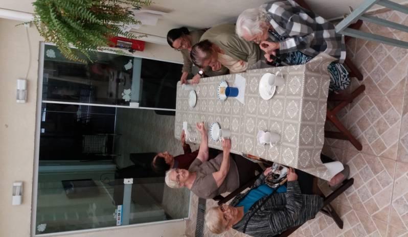 Lares Residenciais para Idosos em Taboão da Serra - Lar para Idosos