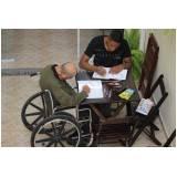 asilos para idosos que precisam de cuidado especial Belém