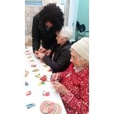creche para idosas Cajamar