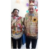 creche para idosos com atividades recreativas Cidade Patriarca
