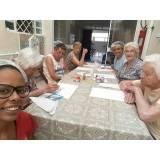 creche para idosos completa Jardim Iguatemi