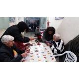 onde encontro creche para idosas Itaquera