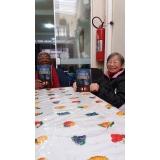 onde encontro creche para idosos com atividades recreativas Jardim Helian