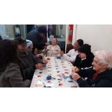 onde encontro creche para idosos com atividades Artur Alvim